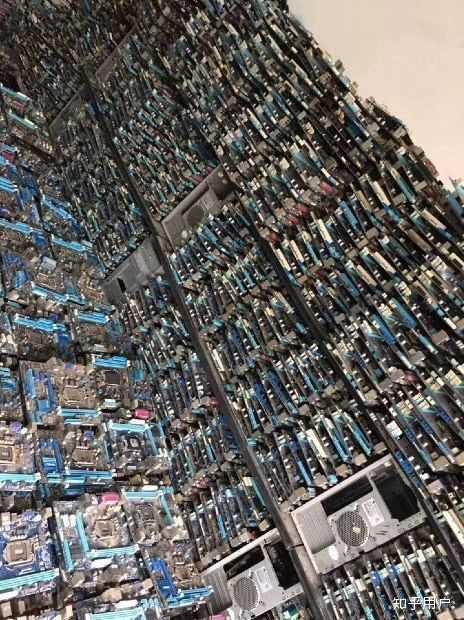 电子元器件回收