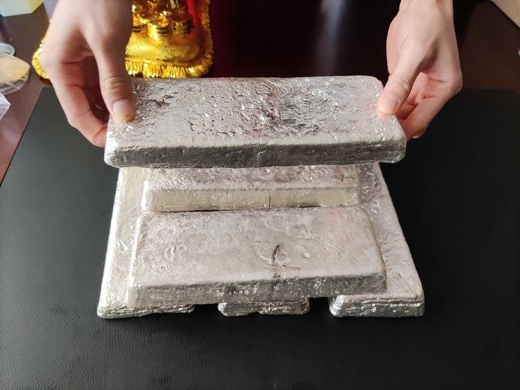 西安银焊条回收