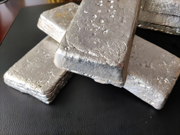 回收废银焊条