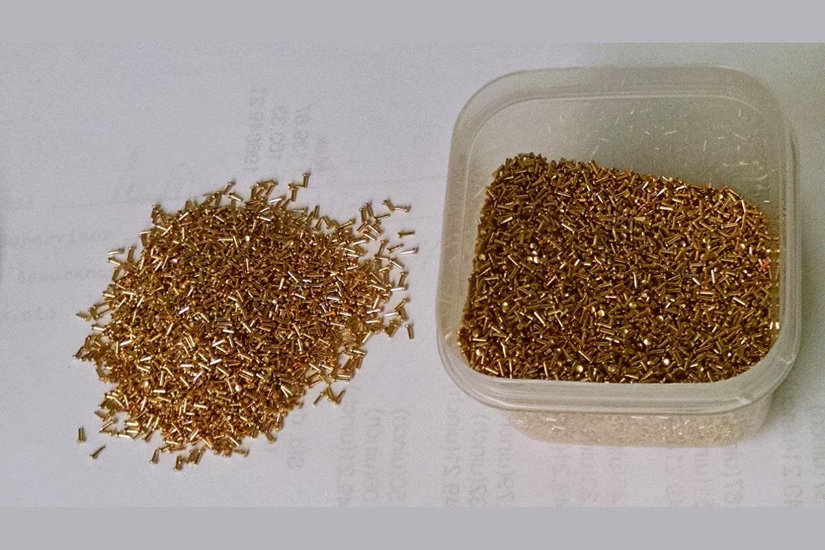 氰化金钾(金盐)回收